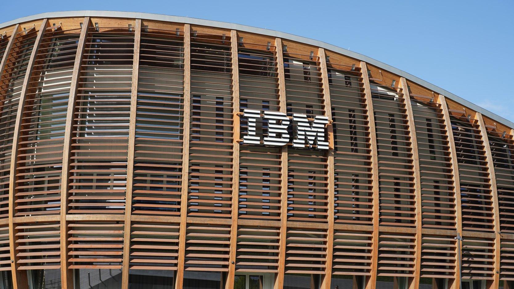 IBM stock price forecast