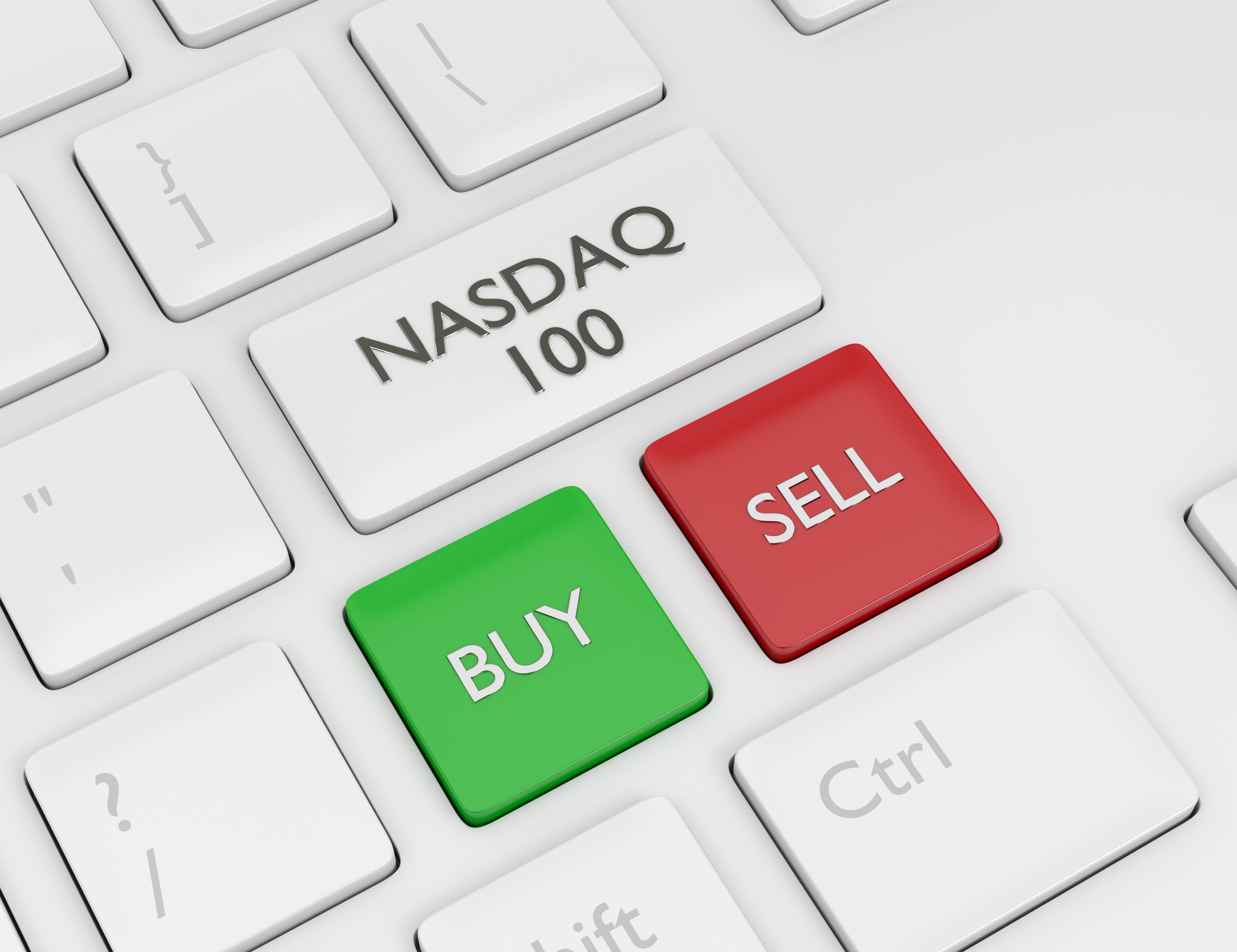 NASDAQ-100 analysis