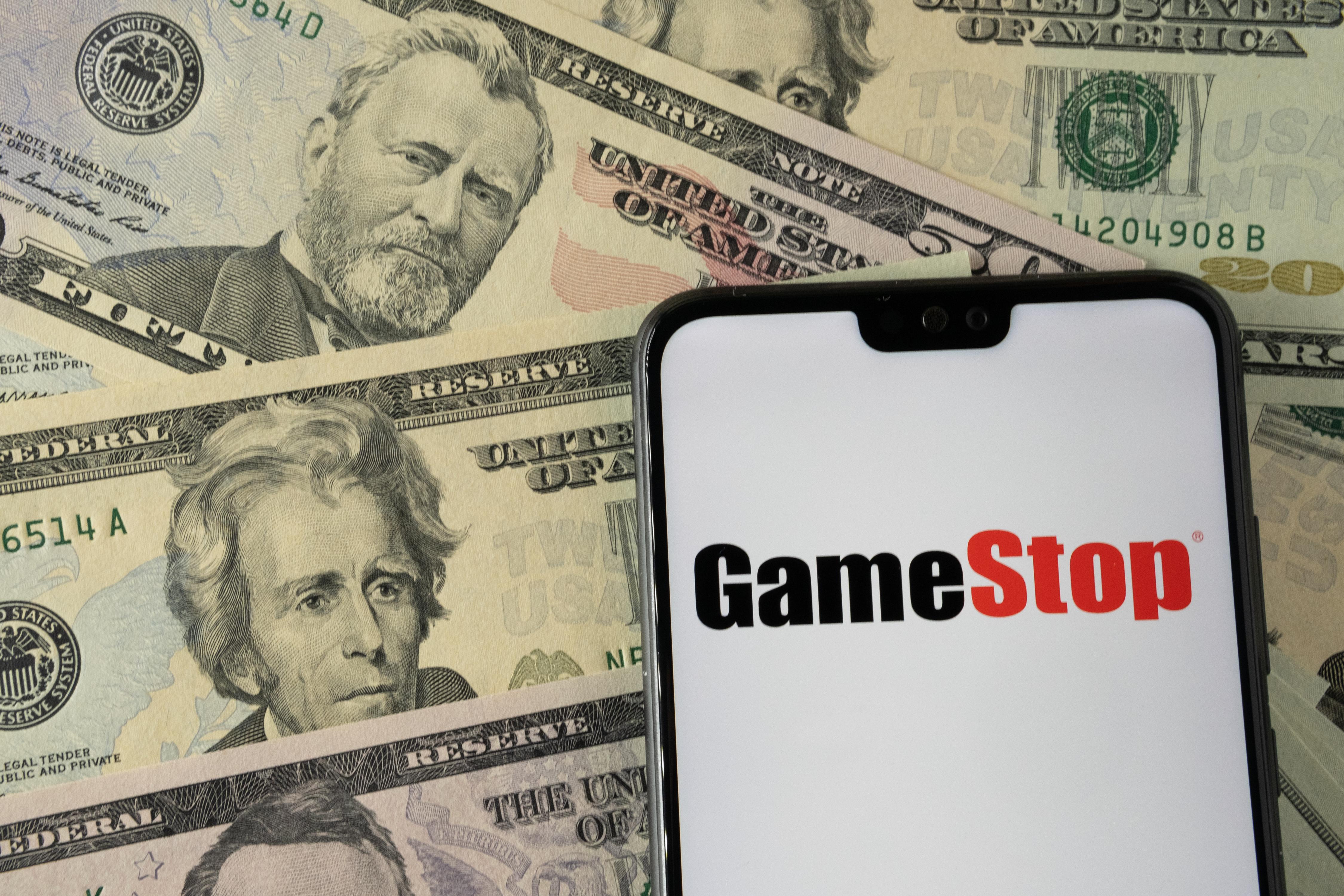 GameStop stock prediction