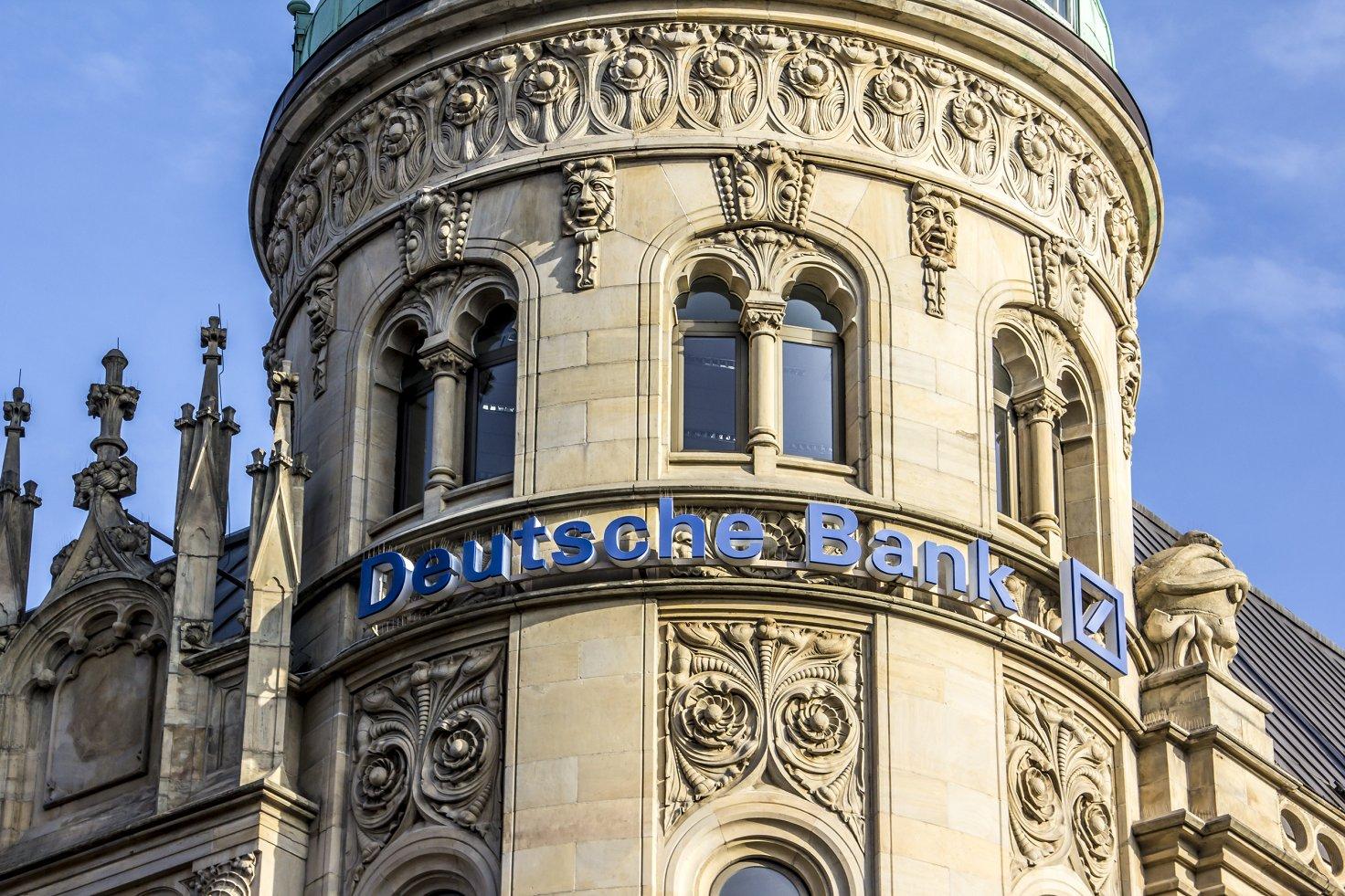 В Deutsche Bank заявили, что сейчас невозможно игнорировать биткоин
