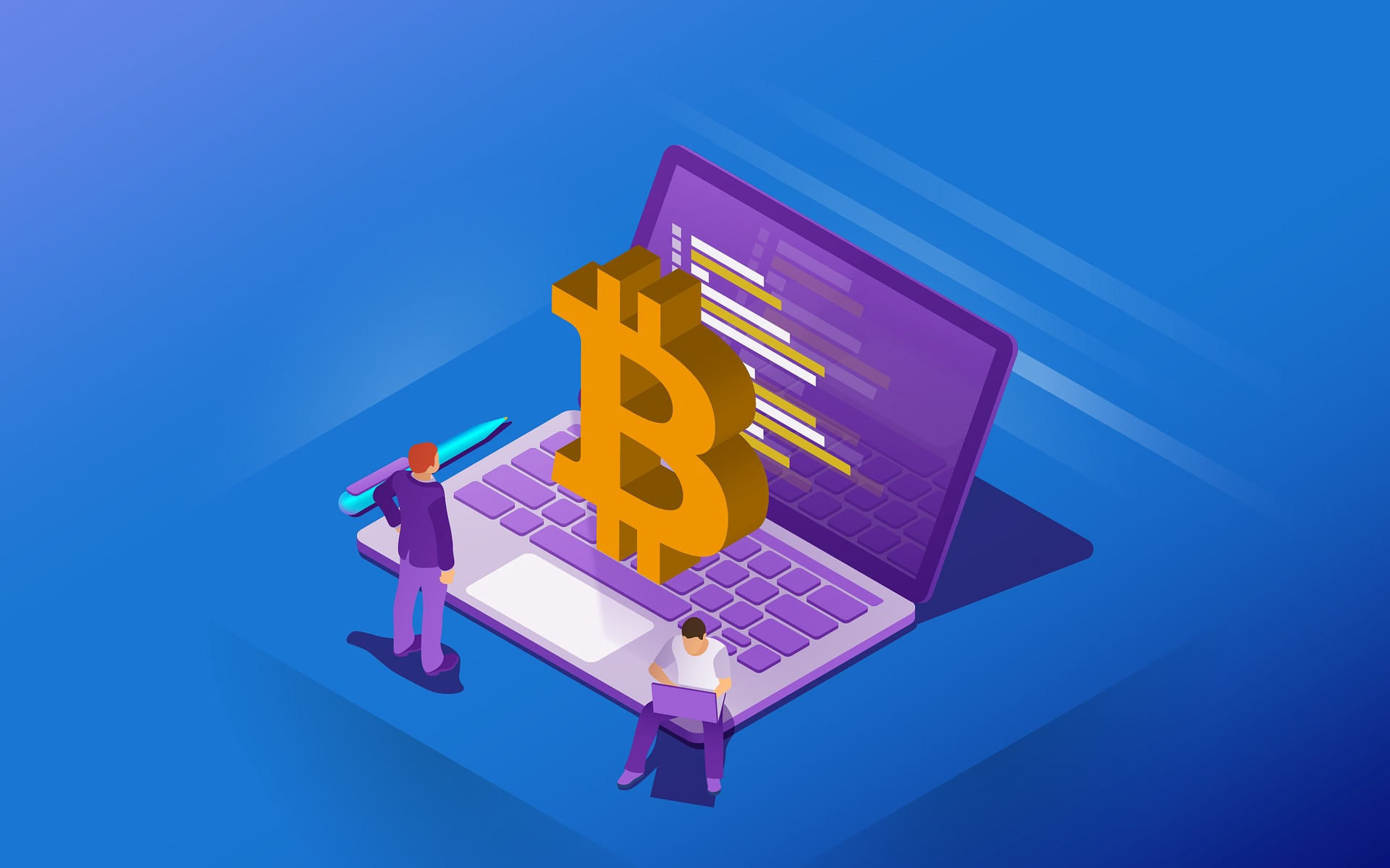 Как майнить биткоин и другие криптовалюты