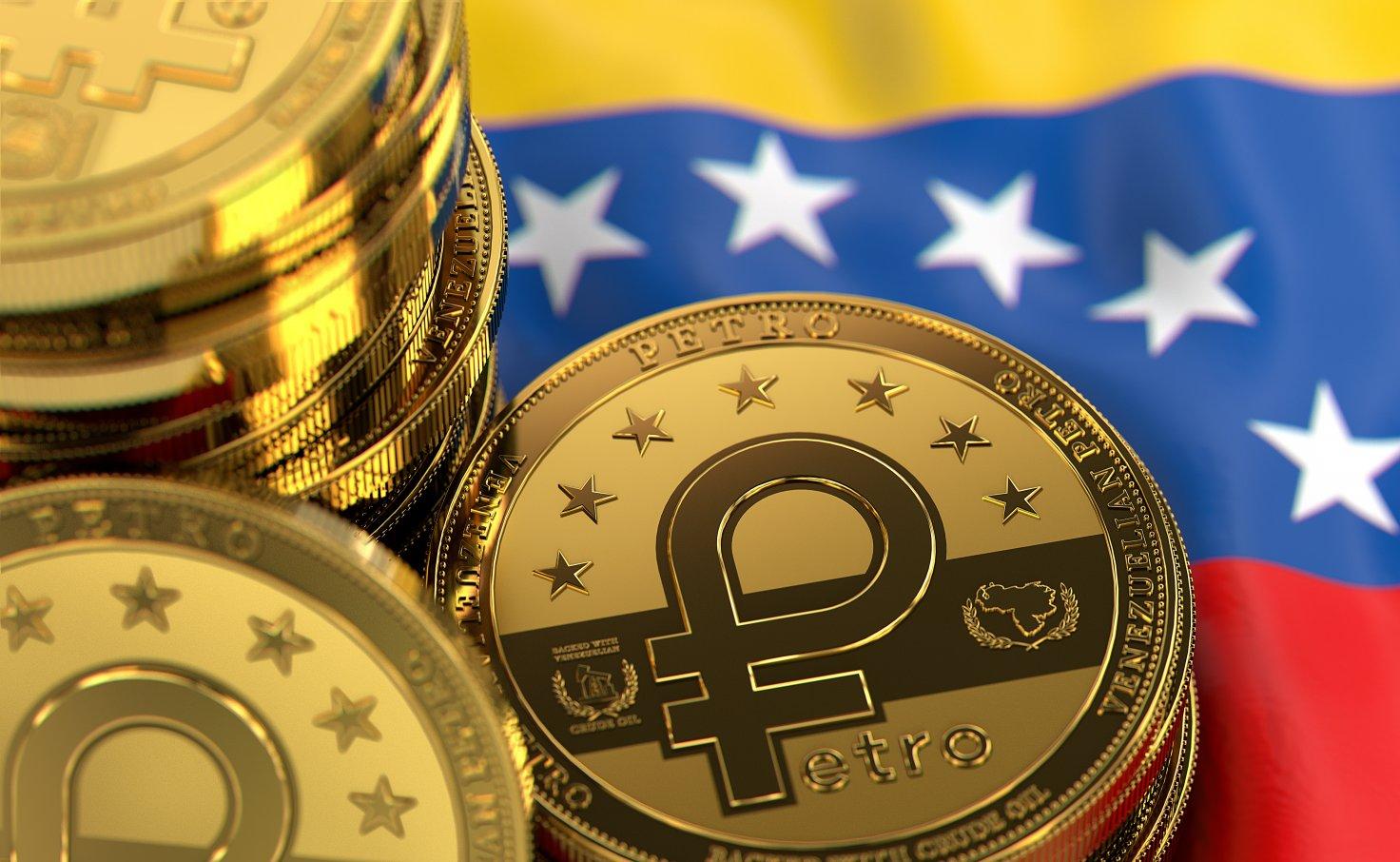 cryptocurrency petro venezuela price