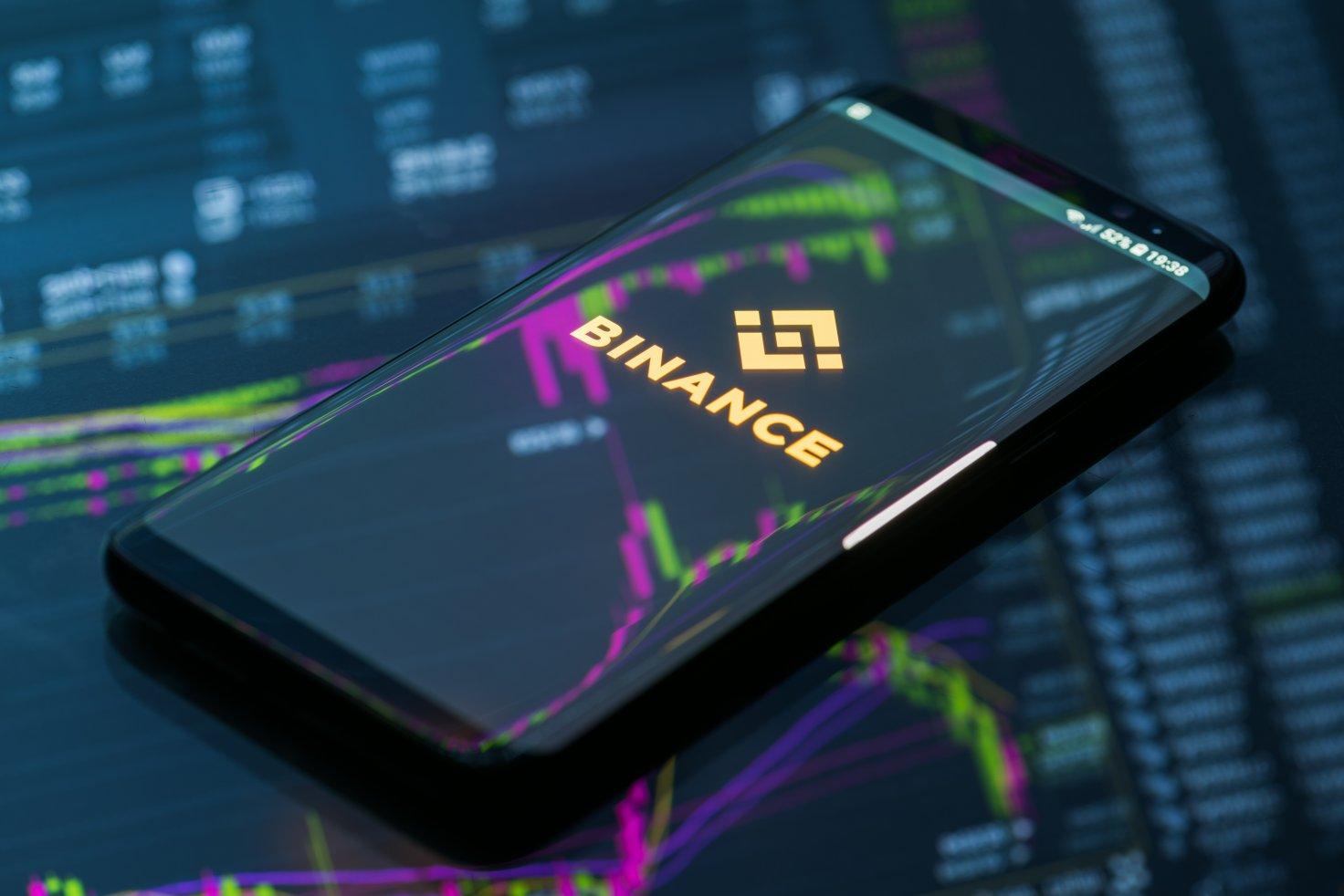 An image of Binance, an alternative to LocalBitcoins.