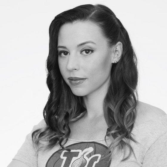 Amber Baldet headshot