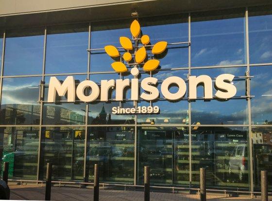 A Morrisons supermarket
