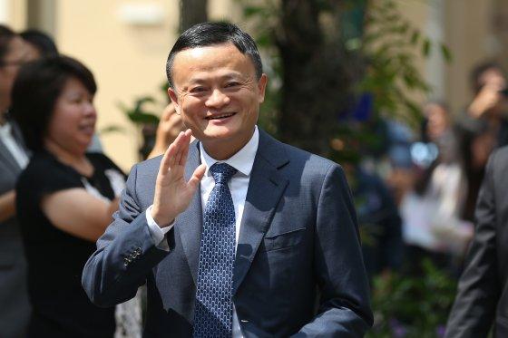 Акции Alibaba подорожали почти на 7% после появления Джека Ма в Европе и выпуска нового чипа