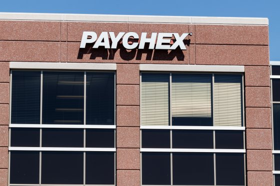 A Paychex office in Indianapolis