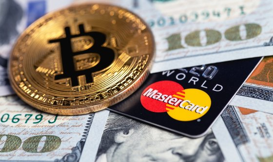 MasterCard to introduce Crypto support