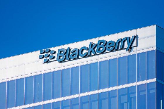 BlackBerry's offices