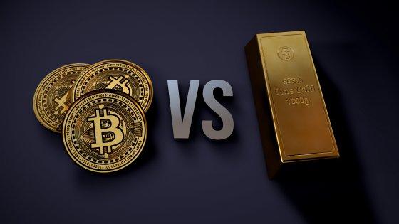 Будущее биткоина: цифровое золото или высокорисковый актив