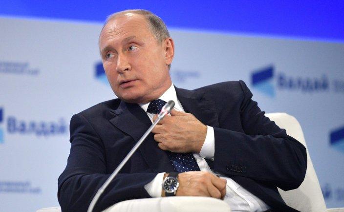 Акции российских IT-компаний выросли в цене после обращения Путина