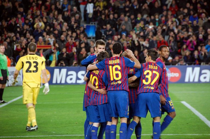 Фанаты купили токены ФК «Барселона» на $1,3 млн