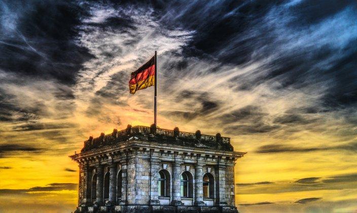 Экономика Германии ощутимо сократится во втором квартале 2020 года