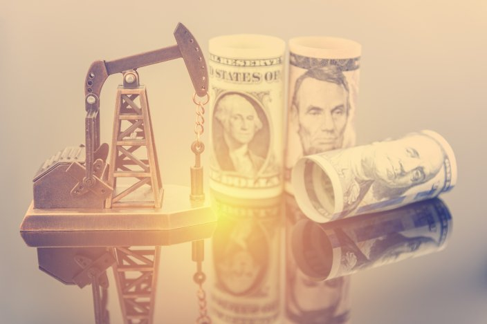Oil price trend
