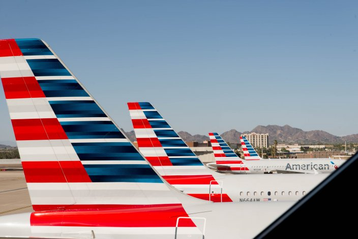 American Airlines share price forecast