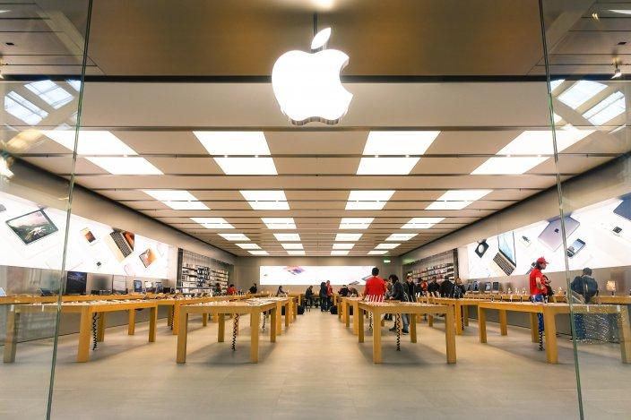 Apple share price analysis