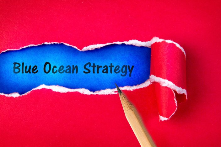 Blue Ocean Strategy definition