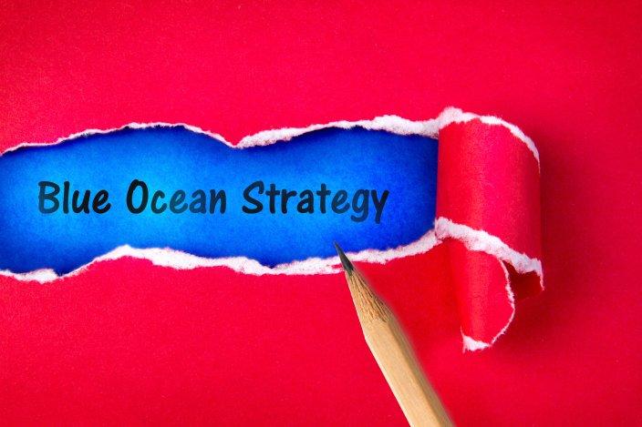 Blue Ocean Strategy definition