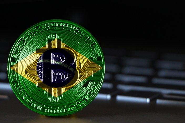 Brazil crypto