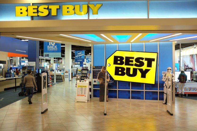 Company profile: Best Buy