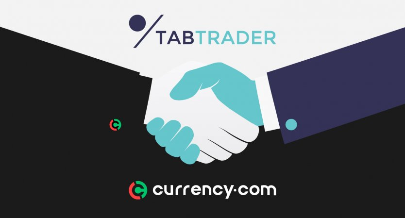 new TabTrader partnership