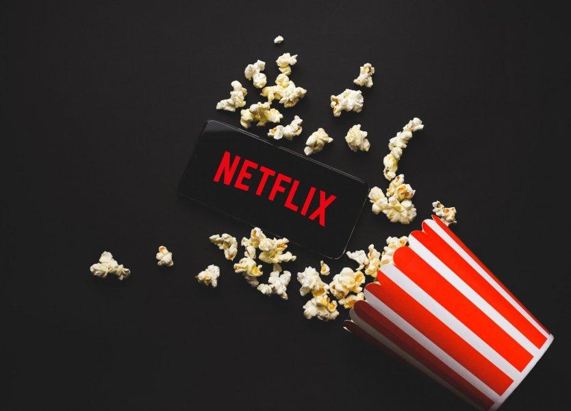 Netflix share price history