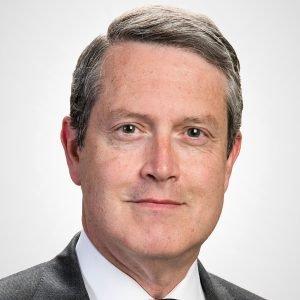 Financial Stability Board chair Randal Quarles