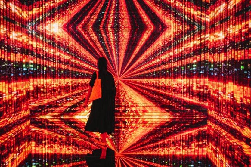 Machine Hallucinations by Refik Anadol