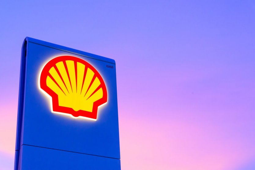 Royal Dutch Shell share price history