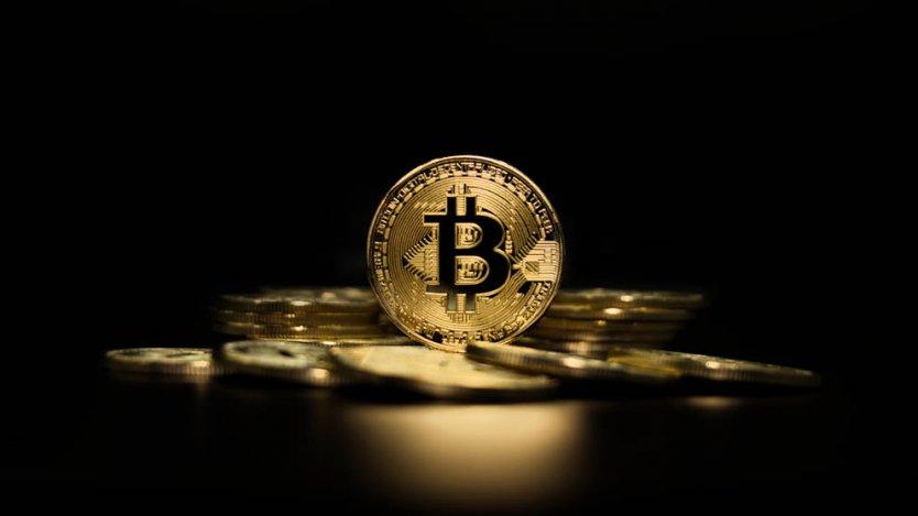 A bitcoin token