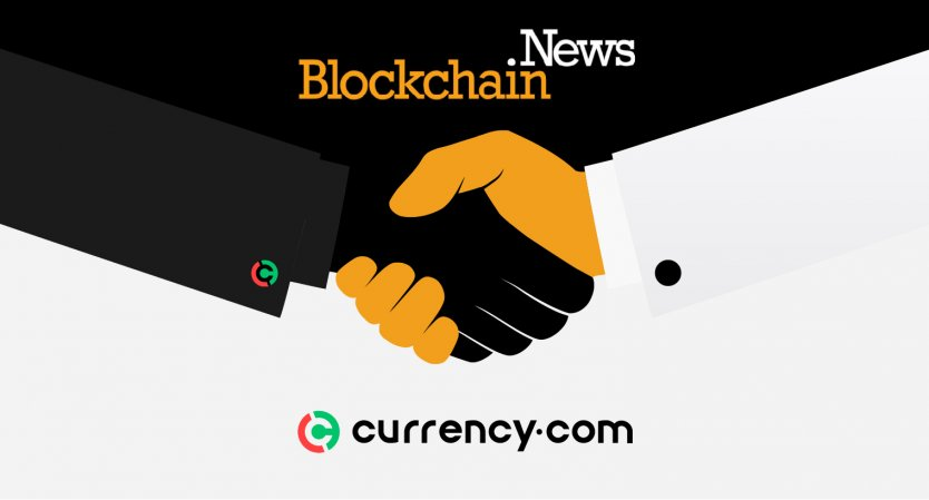 Currency.com partners with Blockchain.News