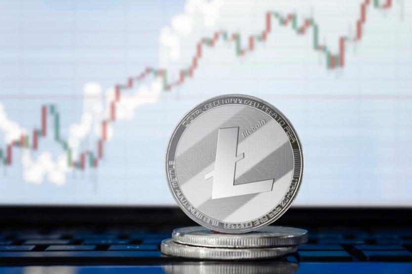 Стоимость Litecoin взлетела после оказавшегося фейком пресс-релиза