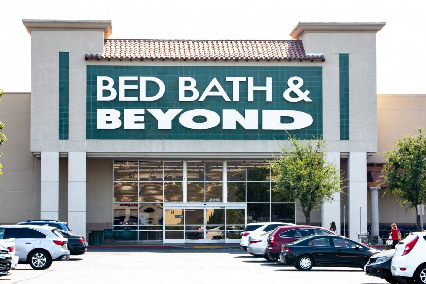 Bed Bath and Beyond outlet