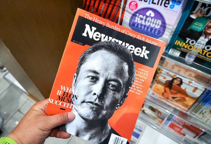 Илон Маск снова стал самым богатым человеком в списке Forbes