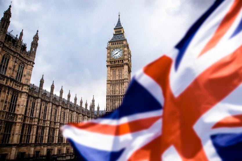 ВВП Великобритании сократился на рекордные 9,9%