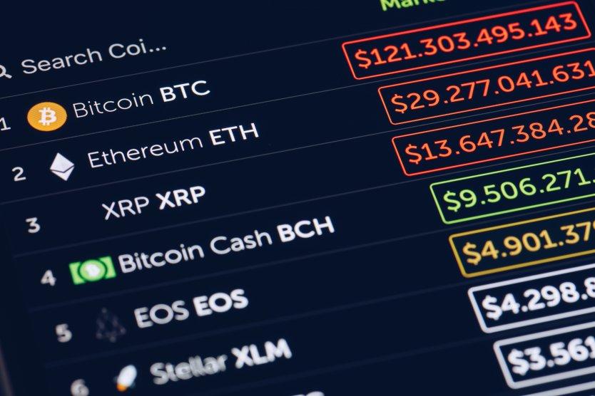 Crypto exchange platform