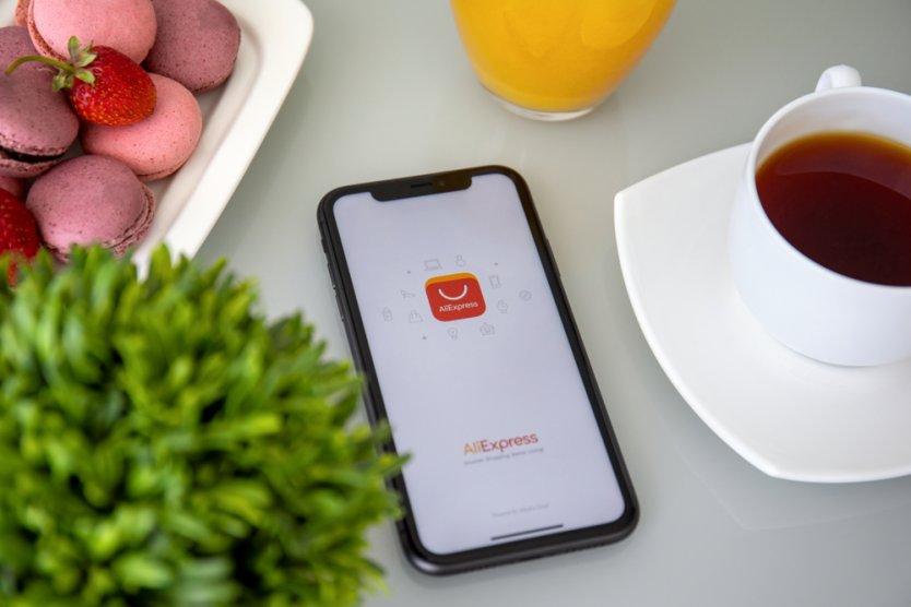 AliExpress будет экспортировать еду из России