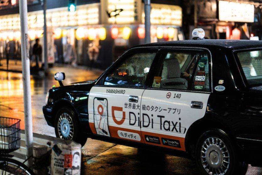 Агрегатор такси Didi потерял треть пользователей после IPO