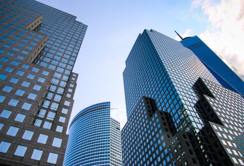 Goldman Sachs headquarters in New York