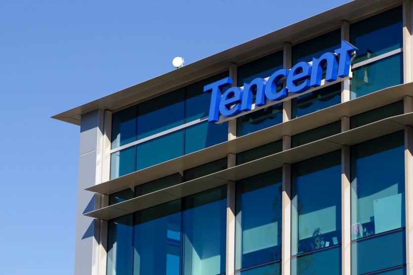 Tencent stock forecast