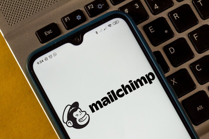 Mailchimp mobile display