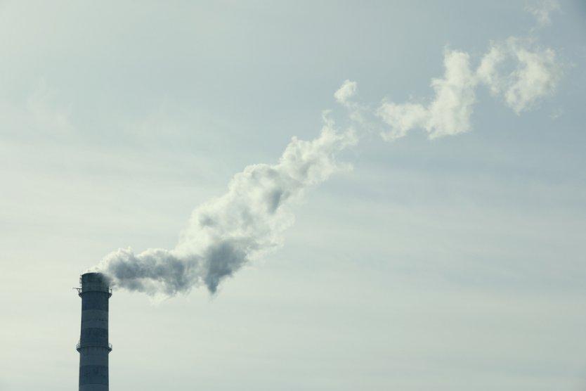 В России разрабатывают налог на выбросы углерода