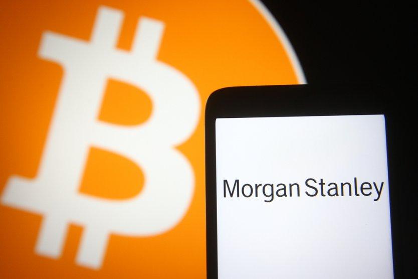 Банк Morgan Stanley собрал команду криптоэкспертов
