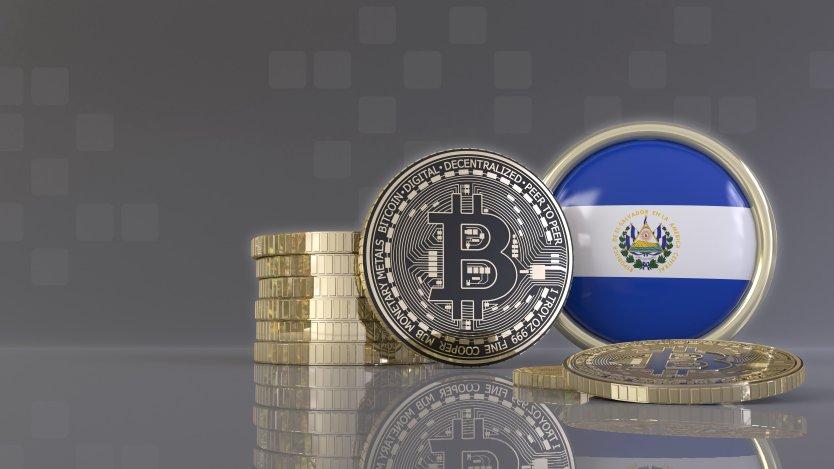Bitcoin is legal tender in El Salvador