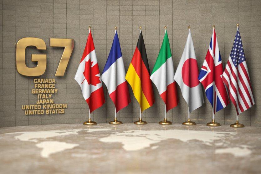 G7 UK 2021 summit closing press conference
