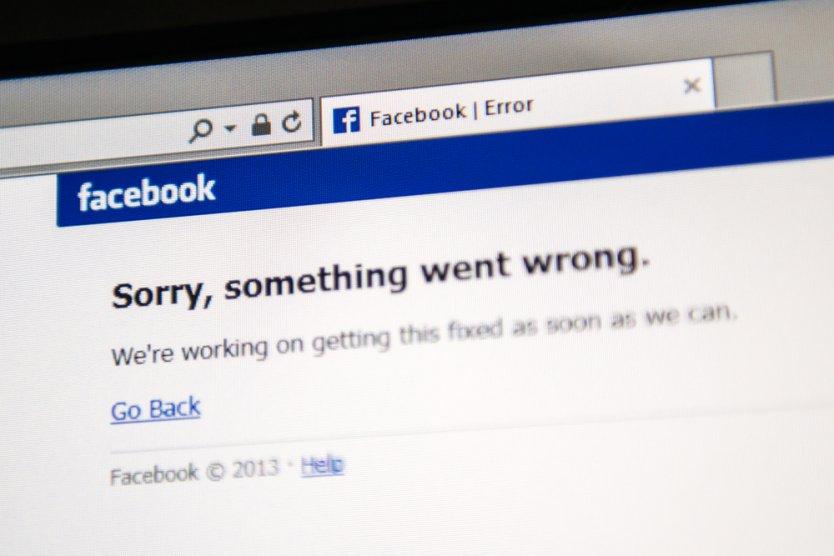Сбой в работе Facebook обошёлся компании в миллиарды долларов. Что произошло