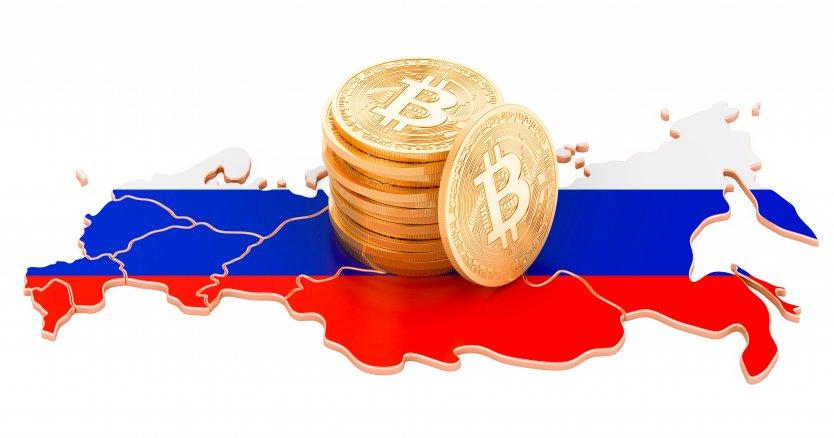 Россия вышла на третье место в мире по добыче биткоина