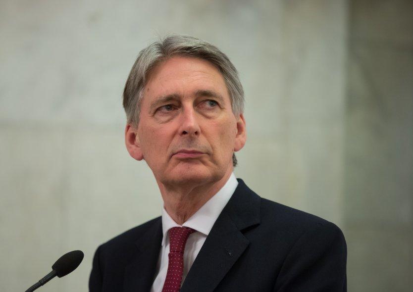 Lord Philip Hammond