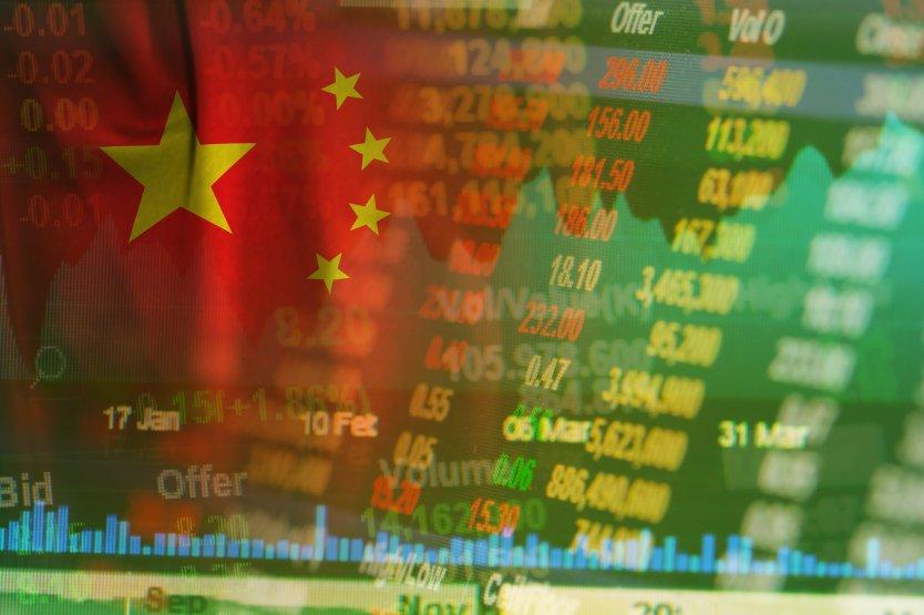 Анализ акций китайских компаний на неделе с 1 по 7 февраля