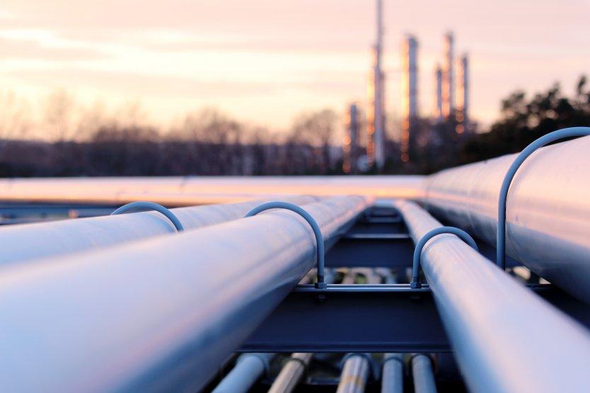 Природный газ подешевел до $960 за тысячу кубов